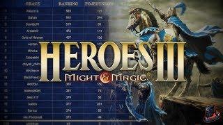 🔴 Heroes 3 HotA - Jebus Cross XL - vs Sc@ner (Inferno, +5.8k)