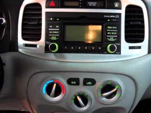 2009 Hyundai Accent 3dr Hb Auto Se Youtube
