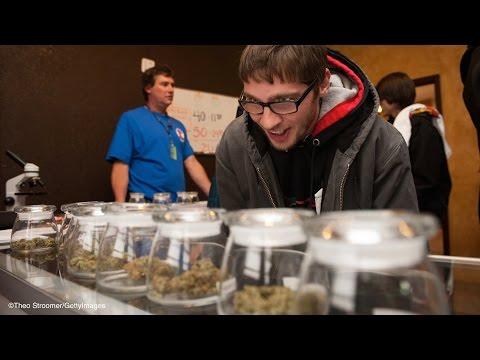 Legalizing Marijuana | Weed Laws Everywhere Are Changing