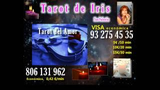 Tarot de Iris Sanvalentin, Tarot Visa 5 euros - 93 275 45 35