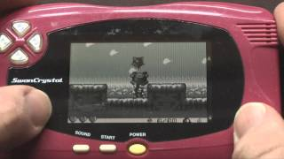 Classic Game Room - KAZE NO KLONOA_ MOONLIGHT MUSEUM review for WonderSwan