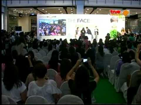 Kim Hyun Joong – The Faceshop Event in Bangkok feat. Fanclubs on True Channel [Thai + Eng summary]