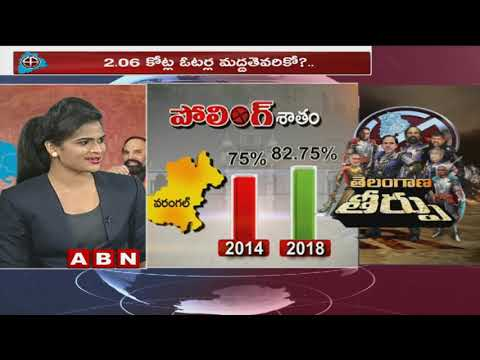 Special Discussion on Telangana Election Results | TRS Vs Prajakutami | Part 1 | ABN Telugu