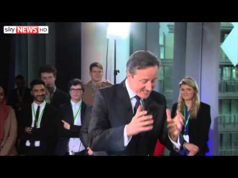 Full Q&A With Prime Minister David Cameron #AskTheLeaders