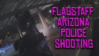 Flagstaff Police Shooting 12OCT2017