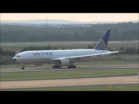 Spotting at Washington Dulles International Airport Washington Dulles International Airport Chantilly, Virginia Friday September 2, 2011 This video features ...