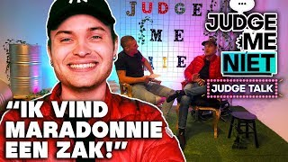 HEBBEN JAYJAY BOSKE & MARADONNIE BEEF!? | Judge Talk - CONCENTRATE