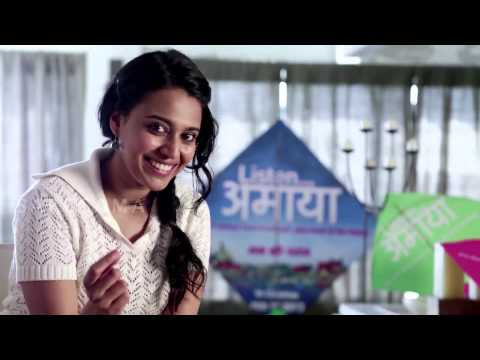 Swara Bhaskar as Amaya Krishnamoorthy - Listen Amaya