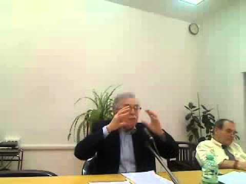040513 09 Seminario PRC come uscire dalla crisi  Intervento di Alfonso Gianni