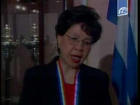 Margaret Chan, directora general OMS recibe distinción de huésped Ilustres de Ciudad de La Habana
