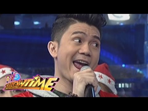 "It's Showtime: Vhong's high-pitched version of ""My Goodness"""