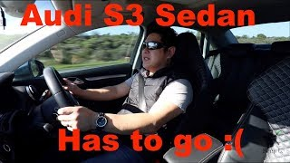 Audi S3 Sedan | Drive and Option List Review