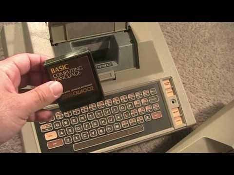 Vintage Atari 400 & 800 Computer Review - Gamester81