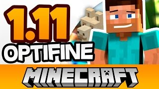 Descargar OptiFine Para Minecraft 1.11 y 1.11.2 | Todas las Versiones | Sin Forge | 2017  📺 ✅
