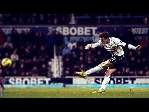 Gareth Bale top 10 goals ever | HD Music Videos