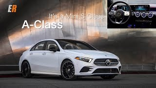 2019 Mercedes-Benz A-Class Review - WOW Its a MINI S-Class