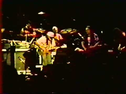 Allman Brothers Band w/13 yr old Derek Trucks