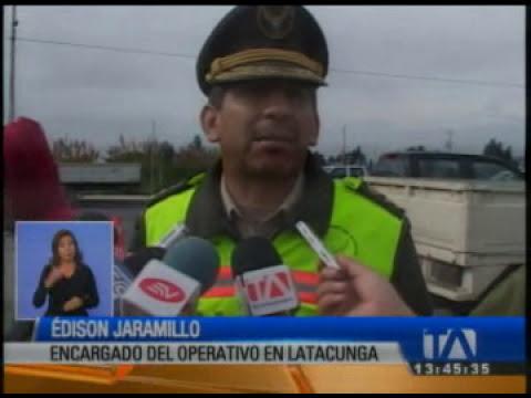 Traslado de reos desde el penal García Moreno