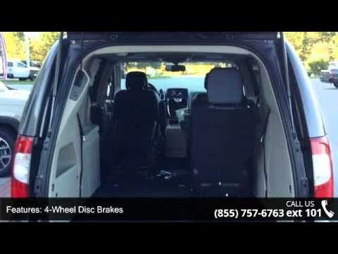 2016 Chrysler Town & Country Touring-L Anniversary Editio...