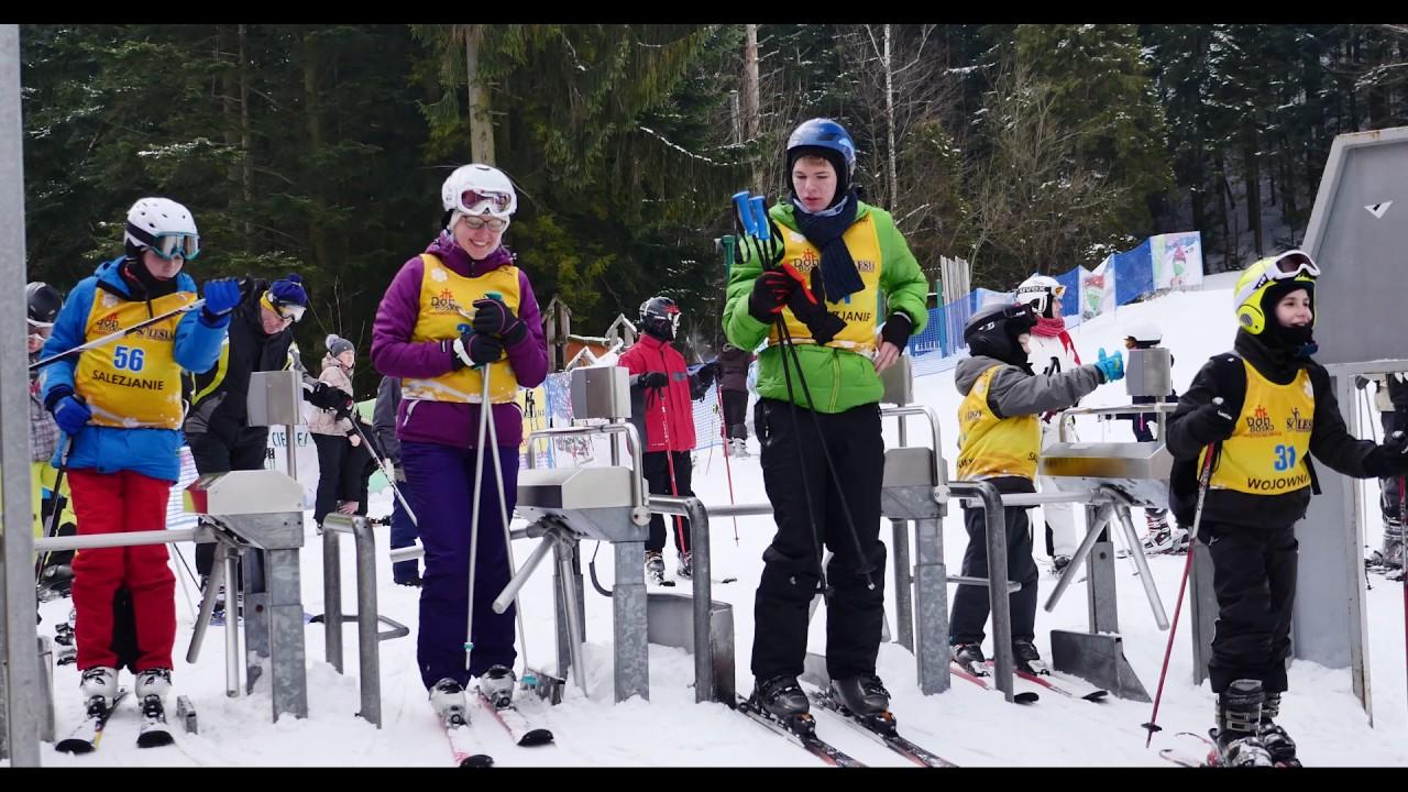 Obóz narciarski Śnieżny Beskid - Korbielów 2017