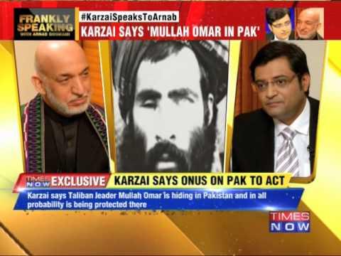 Hamid Karzai says onus on  Pakistan