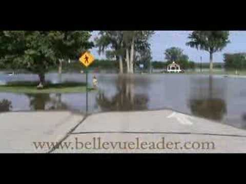 6-13 Haworth Park Flood Coverage Bellevue, NE
