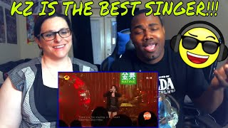 "Download Lagu KZ Tandingan ""Rolling in the Deep"" BLOWS OUR MINDS (Part 2) REACTION !!! Gratis STAFABAND"