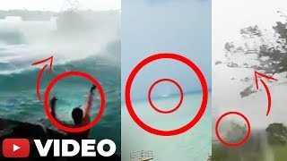GAJA Puyal Caught on Camera!   Live Cyclone Video