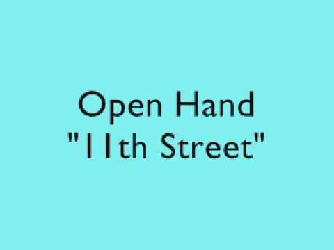 Open Hand - 11th Street