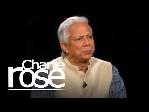 Muhammad Yunus / Annie Leibovitz | Charlie Rose