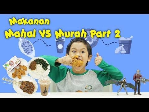 KATA BOCAH tentang Makanan Murah vs Mahal Part2 | #47