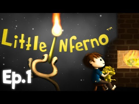 "Little Inferno - Ep.1 "" NEIGHBOR?! """