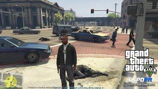 GTA 5 - LSPDFR - EPiSODE 16 - LET'S BE COPS - DETECTIVE PATROL (GTA 5 PC POLICE MODS)