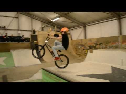 BMX session with Felix Prangenberg