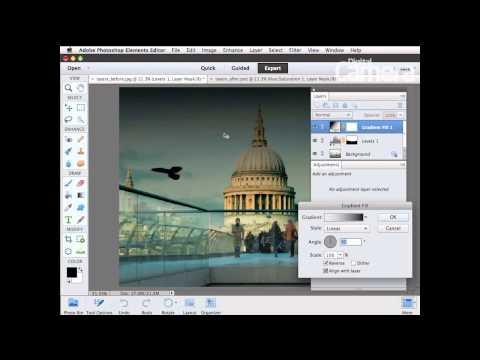 Warstwy dopasowania - zmieniamy kolorystykę i tonację zdjęcia