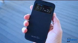 Galaxy S 4_ Samsung S View Cover Review