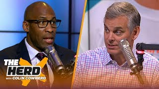 Bucky Brooks: Dolphins may have stumbled into their version of Favre in Josh Rosen | NFL | THE HERD