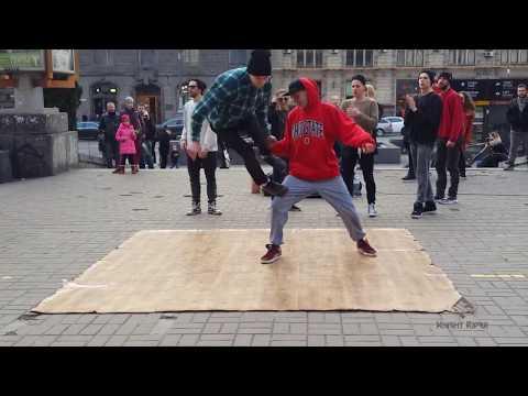 Уличные танцы Крещатика 2018 3-ья часть