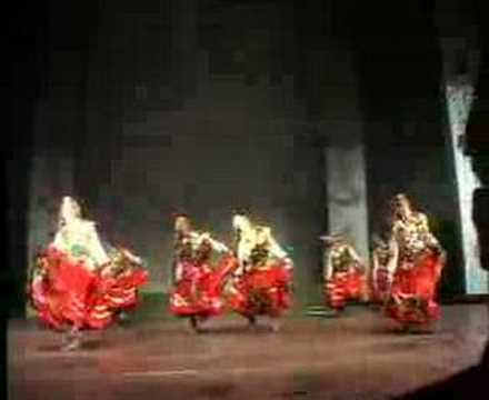 Haryanvi Group Dance video