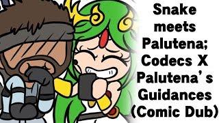 Snake Meets Palutena; Codecs x Guidances (Comic Dub) - Super Smash Bros. Ultimate