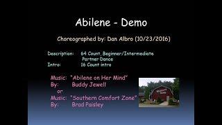 Abilene   Demo