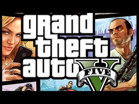 CGR Undertow - GRAND THEFT AUTO V review for PlayStation 3
