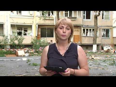 Взрыв в жилом доме Киева: подробности с места происшествия