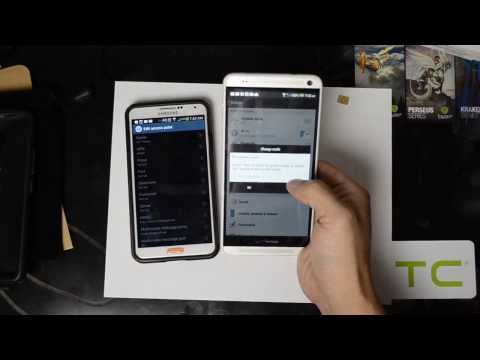AT&T HTC One Max - Using the Verizon HTC One Max on AT&T