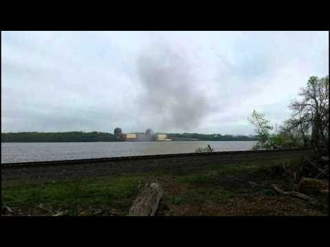 Indian Point Nuclear Plant: No Injuries After Transformer Explosion Sparks Fire