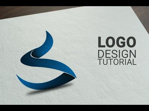 How to Creative Logo in Photoshop CS6  Logo Design Text