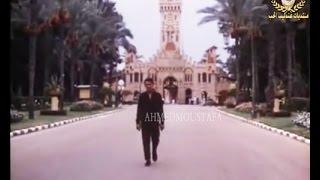 عبد الحليم حافظ فى مقطع نادر اول مرة بالانترنت . حاول تفتكرنى . AHMED MOUSTAFA