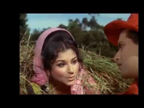 Zara haule haule chalo more sajna - Sawan ki ghata - OP Nayyar...