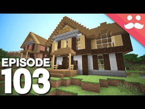 Hermitcraft 5: Episode 103 - The TOWN BEGINS!