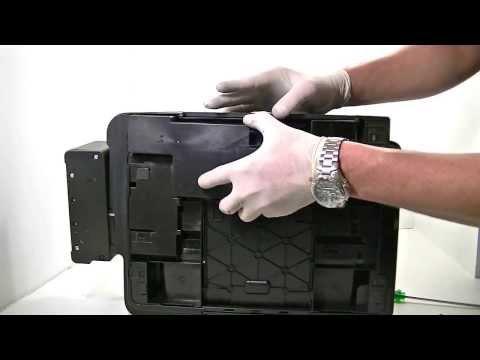 Veja Como Colocar o Dreno nas Epson L110. L210. L355. XP214... Opção II